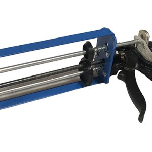Double Double Tube Epoxy Gun | Carbon Guard | Easy-To-Use