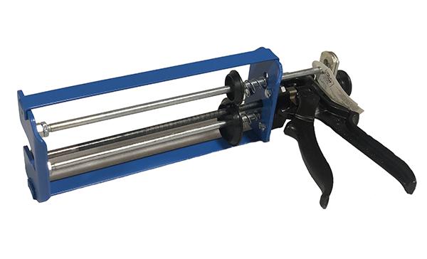 Double Double Tube Epoxy Gun | Carbon Guard | Easy-To-Use