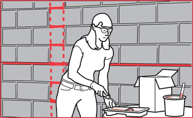 Step Four   Carbon Guard   Carbon Fiber Installation   Xtreme800™ epoxy tube and dispense